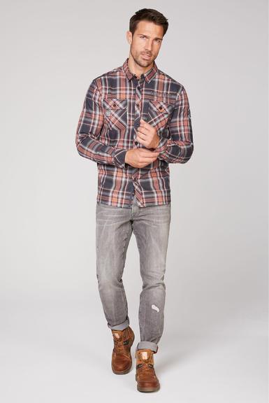 Košile CCG-2009-5343 ebony|XXXL - 2