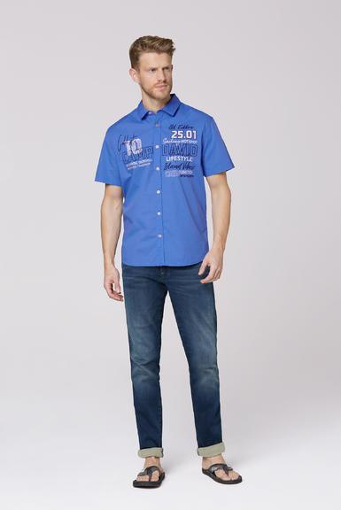 Košile CCU-2000-5548 sky blue|XXL - 2