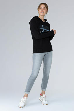 sweatshirt wit SCU-1955-3022 - 2/7