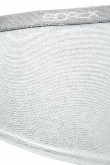 Kalhotky SCU-9999-8894 black-white|L - 2