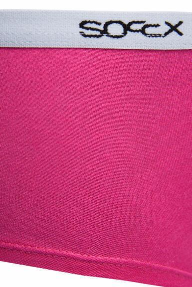 Kalhotky SCU-9999-8894 light grey-pink|XL - 2