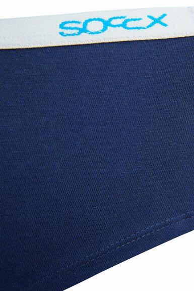 Kalhotky SCU-9999-8894 navy-türkis|L - 2