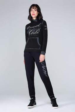sweatshirt wit SPI-1910-3146 - 2/7