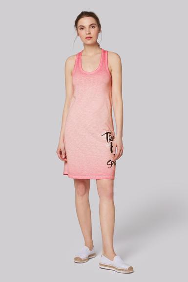 Letní šaty SPI-2003-7990 Lush Rose|S - 2