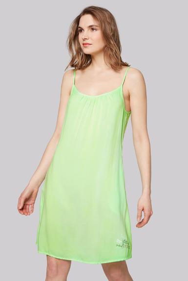 Letní šaty SPI-2003-7991 Lemon Drop|S - 2