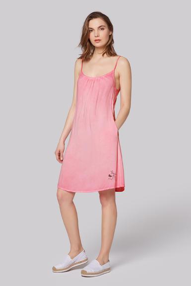 Letní šaty SPI-2003-7991 Lush Rose S - 2