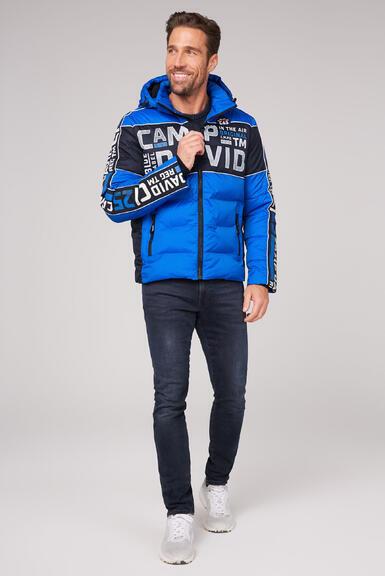Bunda CB2155-2239-55 neon blue|XL - 2