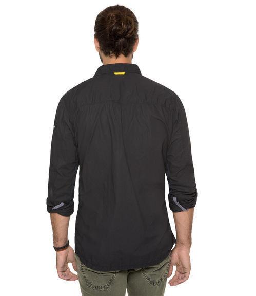 Košile CCB-1709-5753 black|L - 2