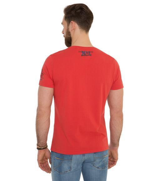 Tričko CCB-1803-3385 red sky|M - 2