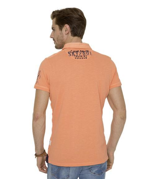 polotričko  CCB-1804-3413 faded orange|XXL - 2