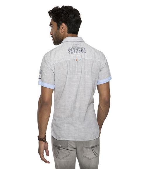 košile CCB-1804-5418 dark ocean|M - 2