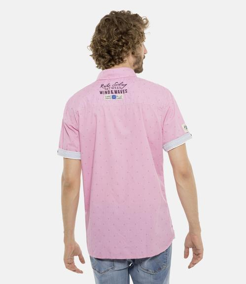 košile CCB-1901-5096 cool light pink|XL - 2