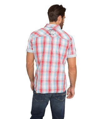 shirt 1/2 chec CCB-1904-5378 - 2/5