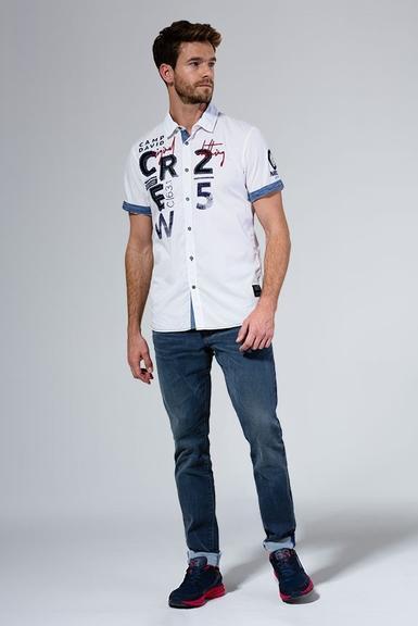 Košile CCB-1907-5838 Opticwhite|M - 2