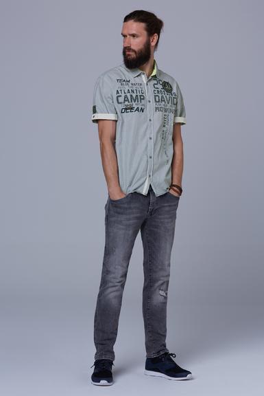 Košile CCB-1912-5430 opticwhite|S - 2