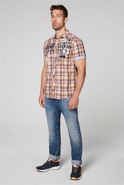 shirt 1/2 chec CCB-2006-5078 - 2/7