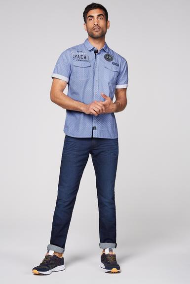 Košile CCB-2006-5079 Blue Dawn|XXL - 2