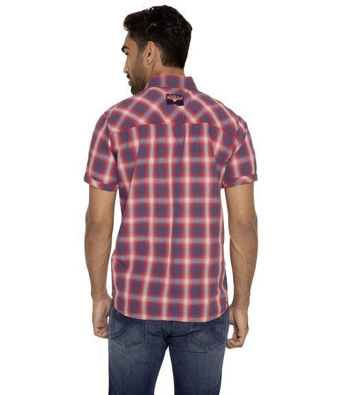 Košile CCG-1902-5395 big red|S - 2