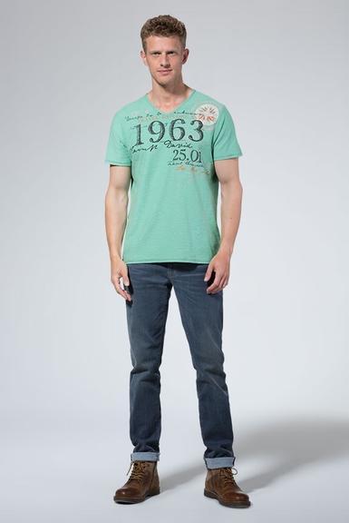 Tričko CCG-1907-3795 sea green|M - 2