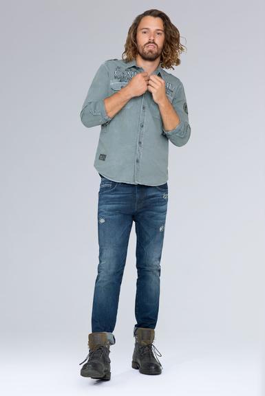 Košile CCG-1908-5064 fog blue S - 2