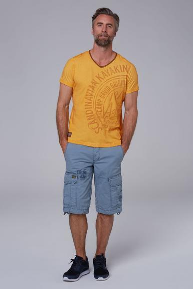 Tričko CCG-1911-3450 Yellow Morning|S - 2