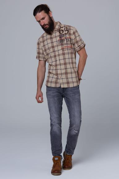 Košile CCG-1911-5461 Mud Beige|XL - 2