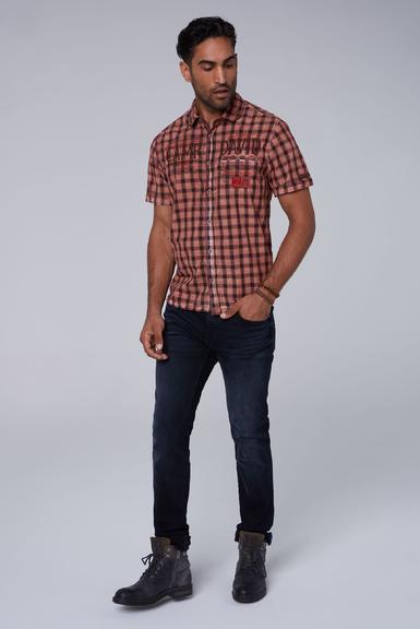 Košile CCG-1911-5462 Rust|S - 2