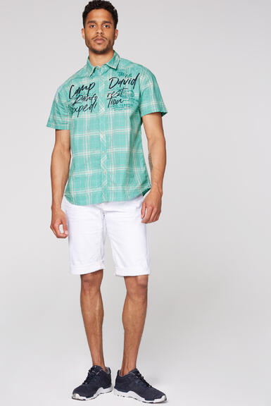 Košile CCG-2004-5726 clover green|L - 2