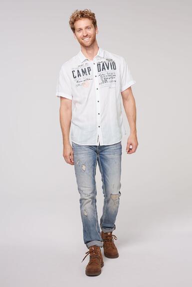 Košile CCG-2102-5821 offwhite|S - 2
