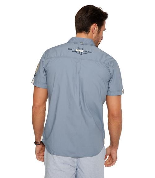Košile Regular Fit CCU-1855-5598 cliff grey|M - 2