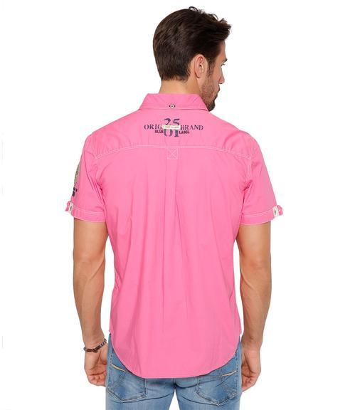 Košile Regular Fit CCU-1855-5598 deep pink|L - 2