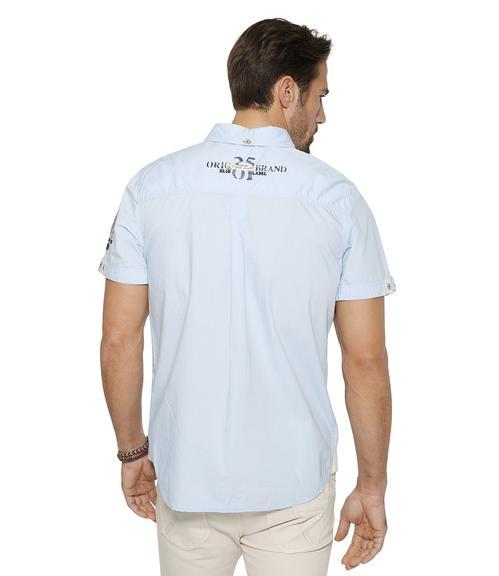 Košile Regular Fit CCU-1855-5598 summer blue|XXXL - 2
