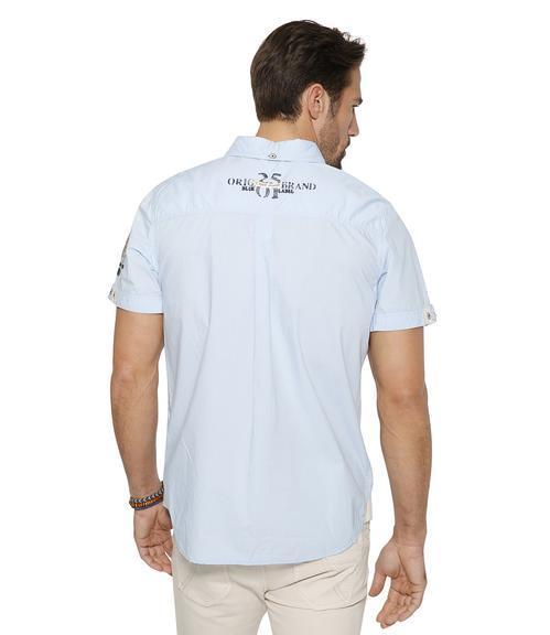 Košile Regular Fit CCU-1855-5598 summer blue|M - 2