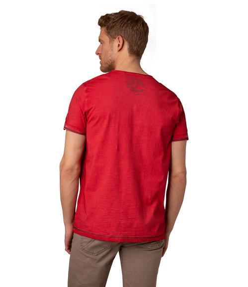 Tričko CCU-1900-3712 Red|M - 2