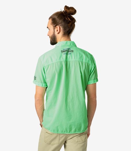 Košile CCU-1900-5991 neon green|XL - 2