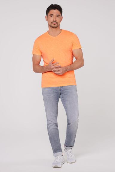 Tričko CCU-2000-3964 neon orange L - 2