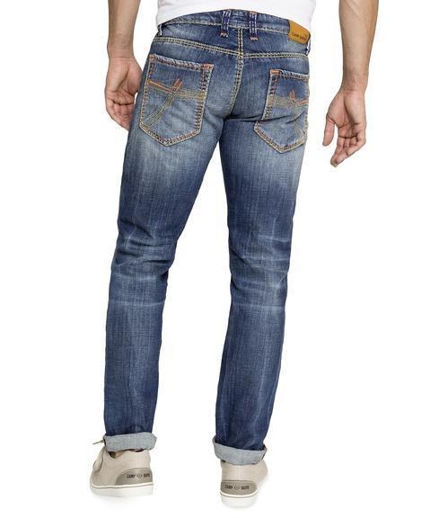Džínové kalhoty Regular Fit CDU-1900-1417 L32 vintage used|33 - 2