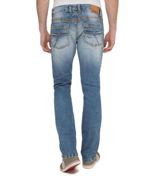 světle modré džíny 32 - 2