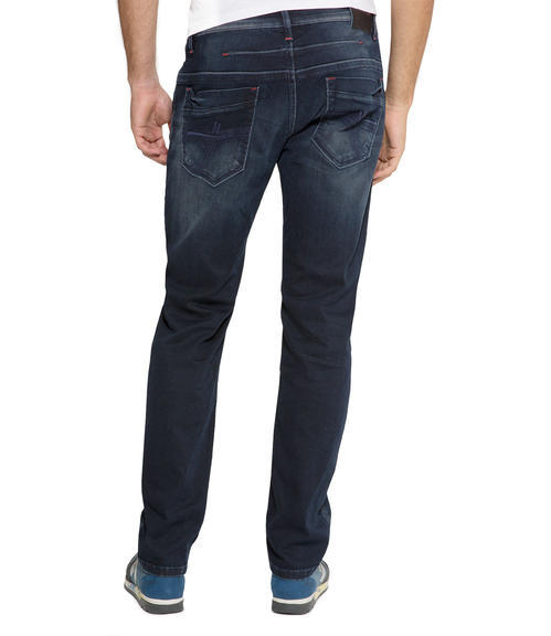 Džíny Comfort Fit CDU-9999-1941 dark blue vintage|33 - 2