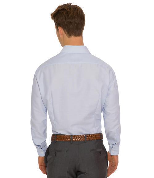 Světle modrá košile s bílým vzorem|41 - 2