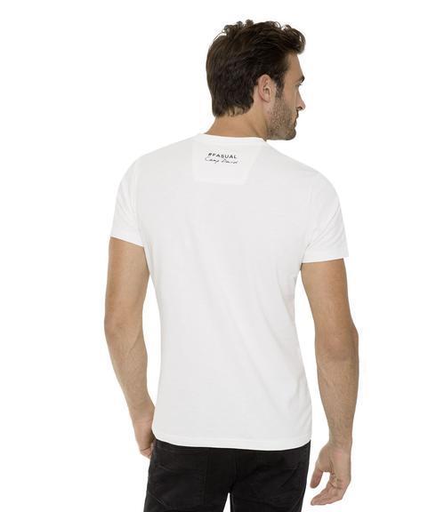 Tričko CHS-1801-3013 white|XL - 2