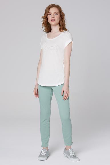 Tričko SCU-2000-3370 Cotton White L - 2