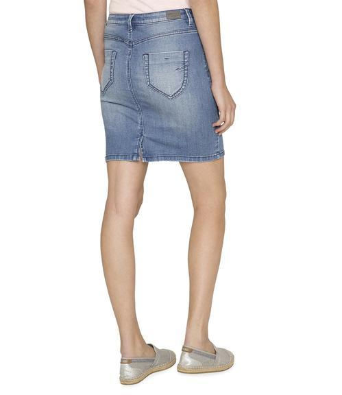 Džínová sukně SDU-1900-7398 blue used|S - 2