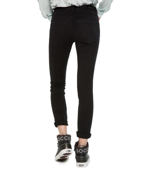 Slim Fit Jeans SDU-9999-1912 Black|25 - 2