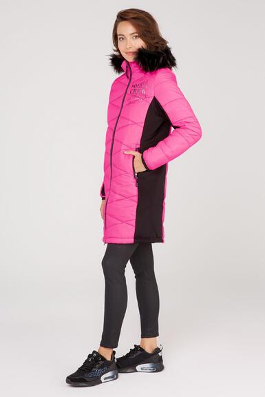 Kabát SP2155-2299-33 knockout pink|XS - 2