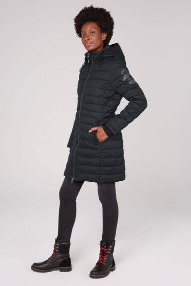 Kabát SP2155-2305-45 black|XS - 2