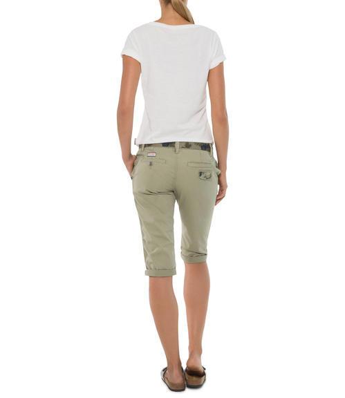 khaki capri kalhoty Soccx Tropical Traveler|XXL - 2