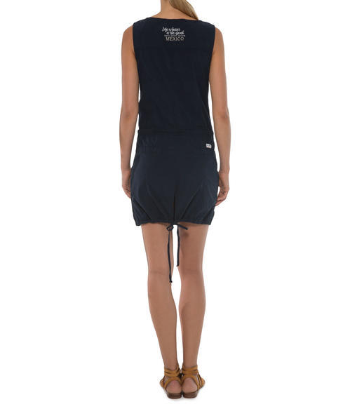 Sportovní šaty SPI-1704-7001 caribbean sea XS - 2