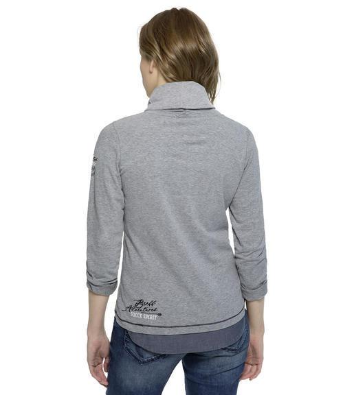 Tričko SPI-1710-3637 grey melange|XL - 2