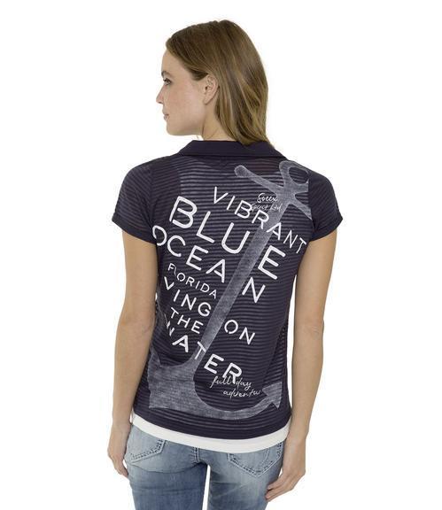 tričko SPI-1804-3208 deep blue|S - 2